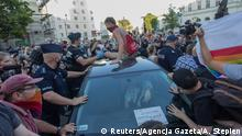 Polen LGBT Proteste