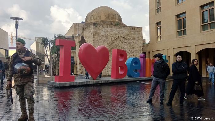 Liman yakınlarındaki tarihi kent merkezi, patlamadan önce şehrin en canlı noktalarından biriydi