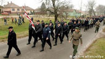 Ungarn Demonstation Rechtsextreme
