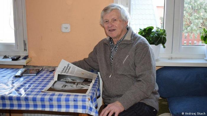 Zenon Komorowicz: zarabiałem o wiele więcej niż w Polsce