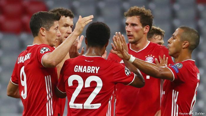 Champions League - Bayern Munich v Chelsea | Tor Perisic