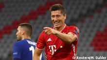 Fußball UEFA Champions League I FC Bayern Muenchen v Chelsea FC I Tor
