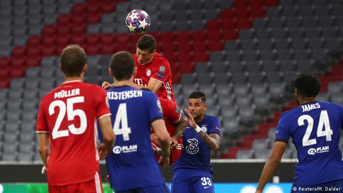 Fußball UEFA Champions League I FC Bayern Muenchen v Chelsea FC I Tor (Reuters/M. Dalder)