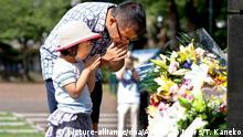 Japan | 75. Jahrestag des Atombombenabwurfs über Nagasaki