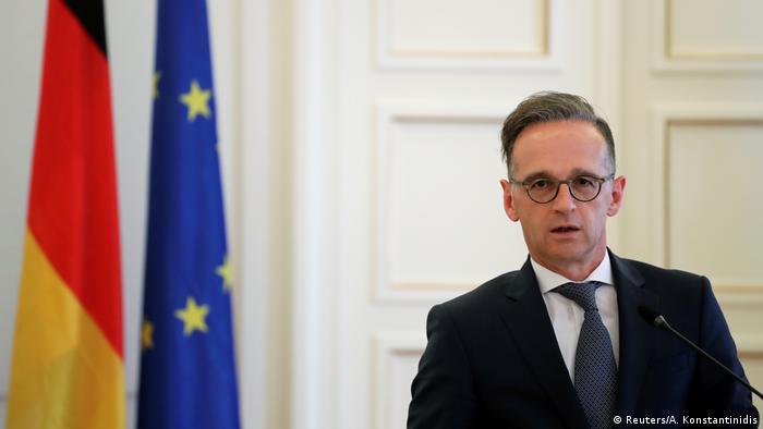 Deutschland Bundesaußenminister Heiko Maas