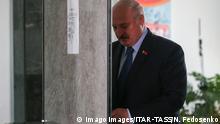 Weißrussland | Präsidentenwahl in Belarus | Präsident Alexander Lukashenko
