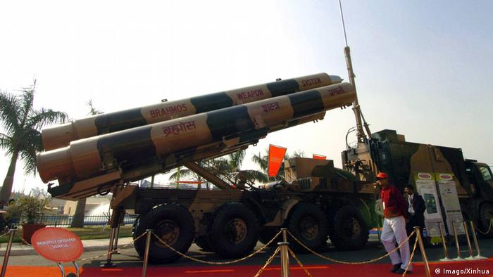 Indien Waffenindustrie