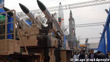 Indian missiles (imago stock&people)