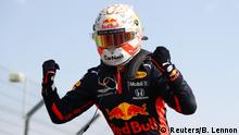 Formel 1 | Rennen in Silverstone | Verstappen