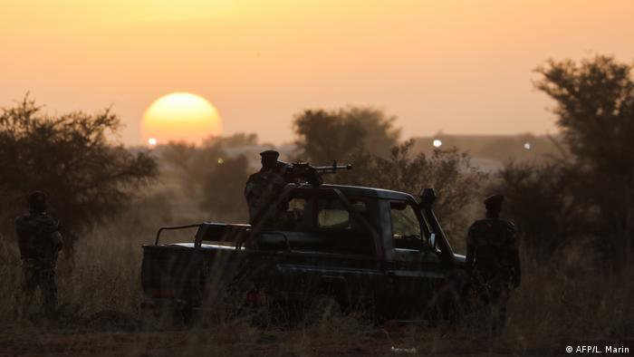Niger Symbolbild Angriff auf französische Touristen (AFP/L. Marin)