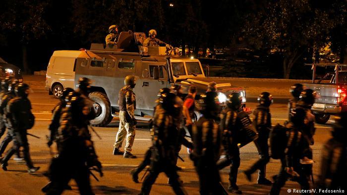 Sukobi demonstranata sa policijom u Kijevu