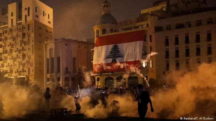 Protests in Beirut, Lebanon