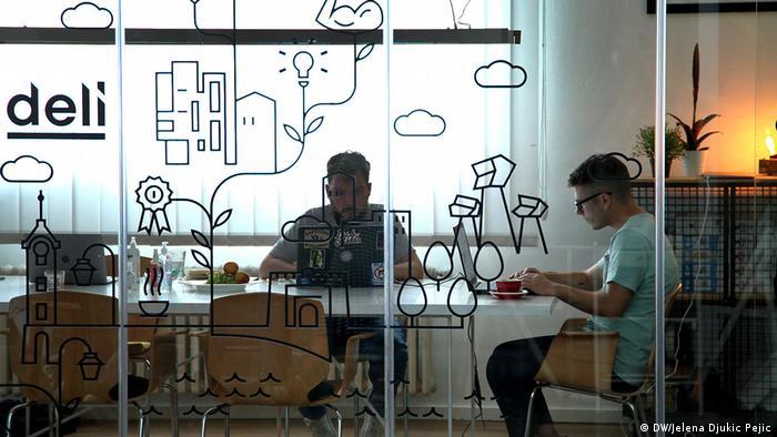 Deli - Coworking space u Nišu