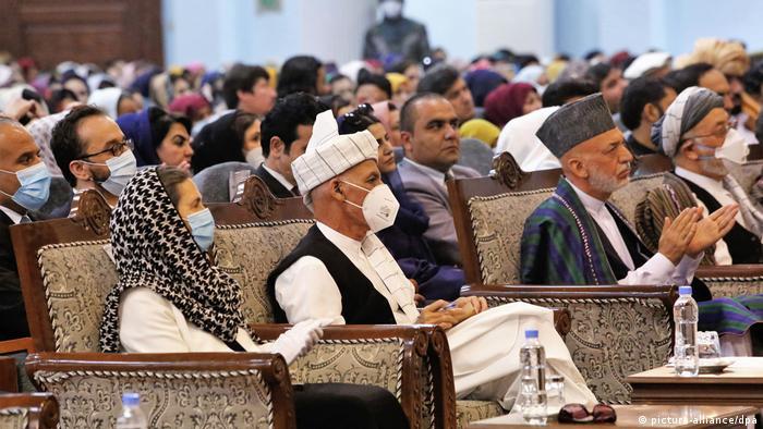 Große Ratsversammlung, Loya Jirga in Kabul