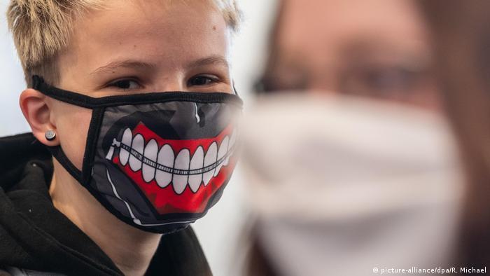 Deutschland Coronavirus Schulstart (picture-alliance/dpa/R. Michael)