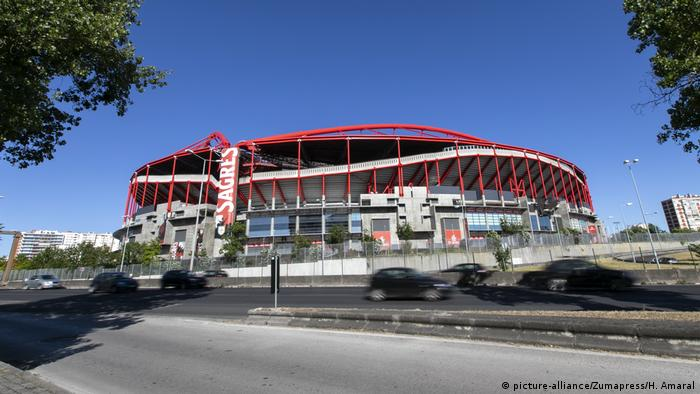 UEFA Champions League Luz Stadion in Lissabon (picture-alliance/Zumapress/H. Amaral)