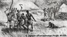 Symbolbild Afrika Hexenverfolgung