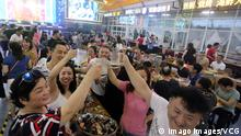 China | Oktobertfest | 30. Internationales Bierfestival in Qingdao