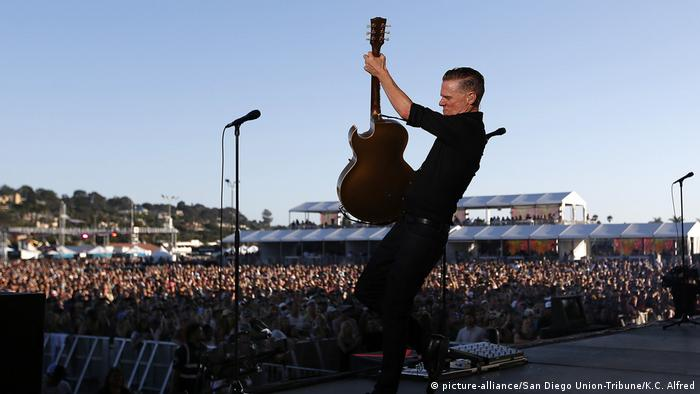 USA Bryan Adams 2019 (picture-alliance/San Diego Union-Tribune/K.C. Alfred)