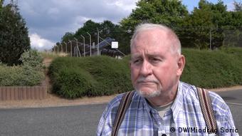 Ο 83χρονος Αμερικανός βετεράνος Τόμας Βαν Ντάικ έχει γράψει ταξιδιωτικό οδηγό για τη Γερμανία