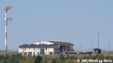 Deutschland | Rheinland-Pfalz | US-Stützpunkt Spangdahlem | Neue Flugzeughangar