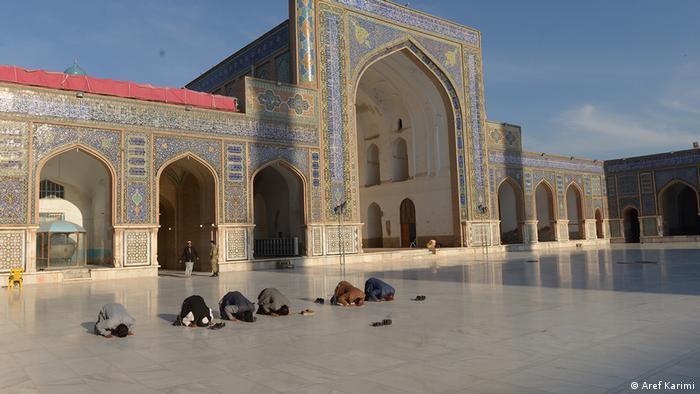 Afghanistan und die Covid-19-Pandemie Fotoausstellung (Aref Karimi)