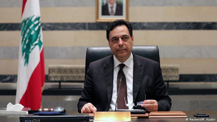 Lübnan Başbakanı Hassan Diyab