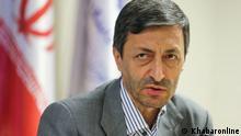 Iran | Parviz Fattah Direktor Mostazafan Stiftung