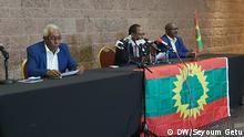 Äthiopien Statement Oromo Liberation Front
