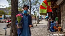 Afghanistan und die Covid-19-Pandemie Fotoausstellung