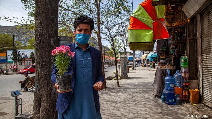 Пандемія COVID-19 в Афганістані