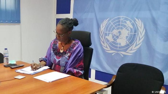 Guinea Bissau | UN Guinea Bissau Vertreterin - Rosine Sori-Coulibaly (UNIOGBIS )