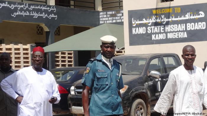 Nigeria Kano Justiz Hisbah
