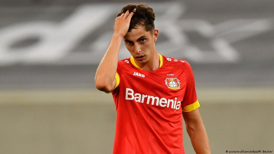 Leverkusen bid farewell to the Europa League with Kai Havertz's future in doubt