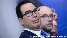 Washington White House PK Steven Mnuchin Finanzminister