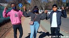 Südafrika | Coronavirus | Gespräche über Covid-19