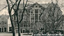 Kinderkurheim Mövennest auf Borkum