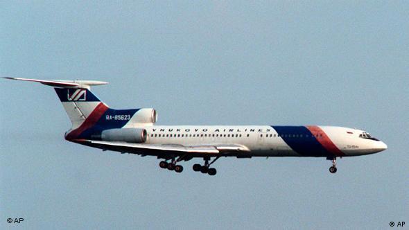 ARCHIV Modell Flugzeugabsturz Russland Flash-Galerie