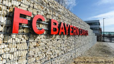 Bayern Munich's youth campus (picture-alliance/dpa/A. Gebert)