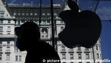 USA Apple Logo