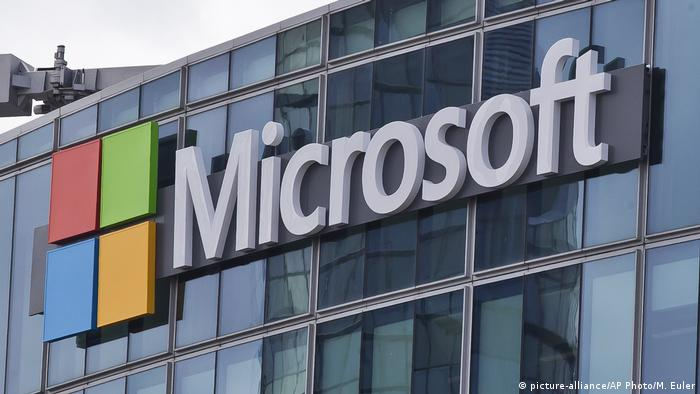 USA Microsoft Logo