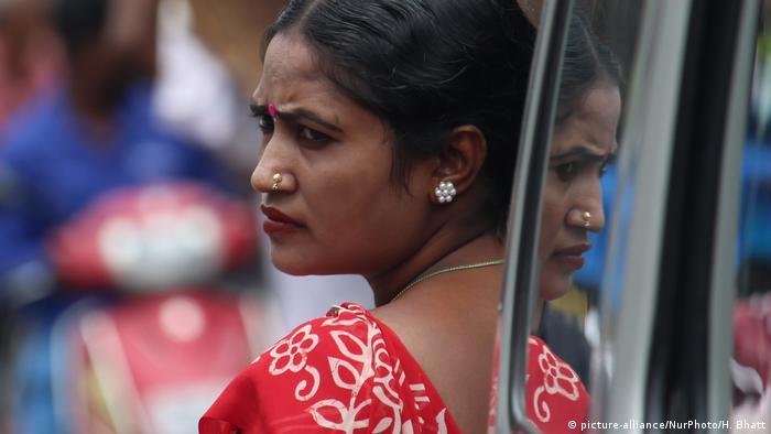 Symbolbild I Sexarbeit in Indien (picture-alliance/NurPhoto/H. Bhatt)
