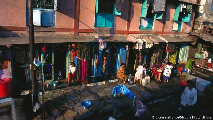 Pekerja seks di Mumbai, India.