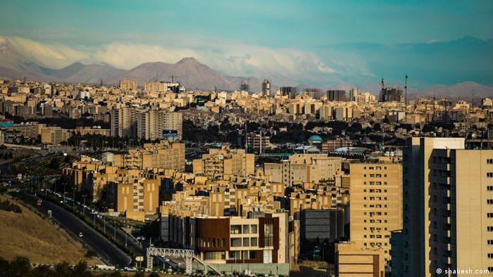 Iran Teheran-Nordwest (shabesh.com)