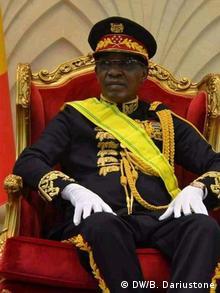 Idriss Deby au pouvoir depuis trois décennies a été intronisé maréchal