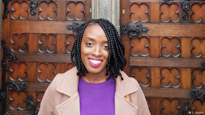 Deutschland Hamburg | GIGA Institut Afrika-Studien | Lynda Iroulo (L. Iroulo)