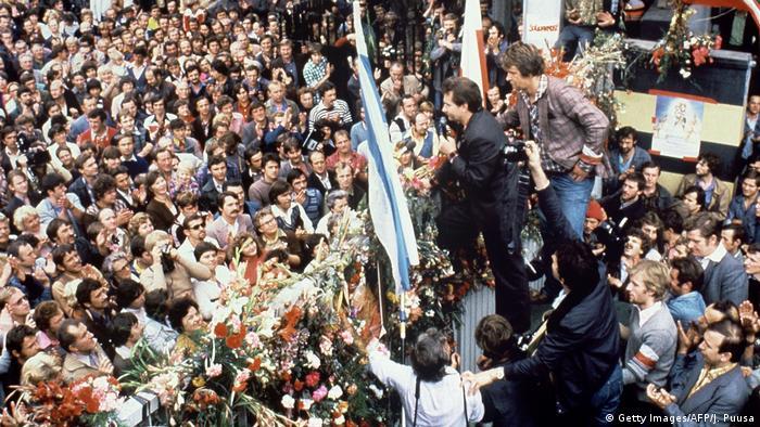 Sierpień 1980: strajk w Stoczni Gdańskiej