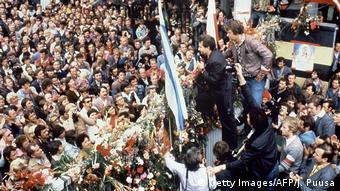 Το κίνημα της Αλληλεγγύης που σημάδεψε τη σύγχρονη ιστορία της Πολωνίας
