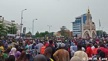 Mali Demo gegen Ibrahim Boubacar Keita in Bamako
