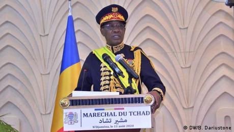 Le président Idriss Déby prône un rôle plus fort de l'Afrique dans la résolution des crises dans le Sahel notamment en Libye